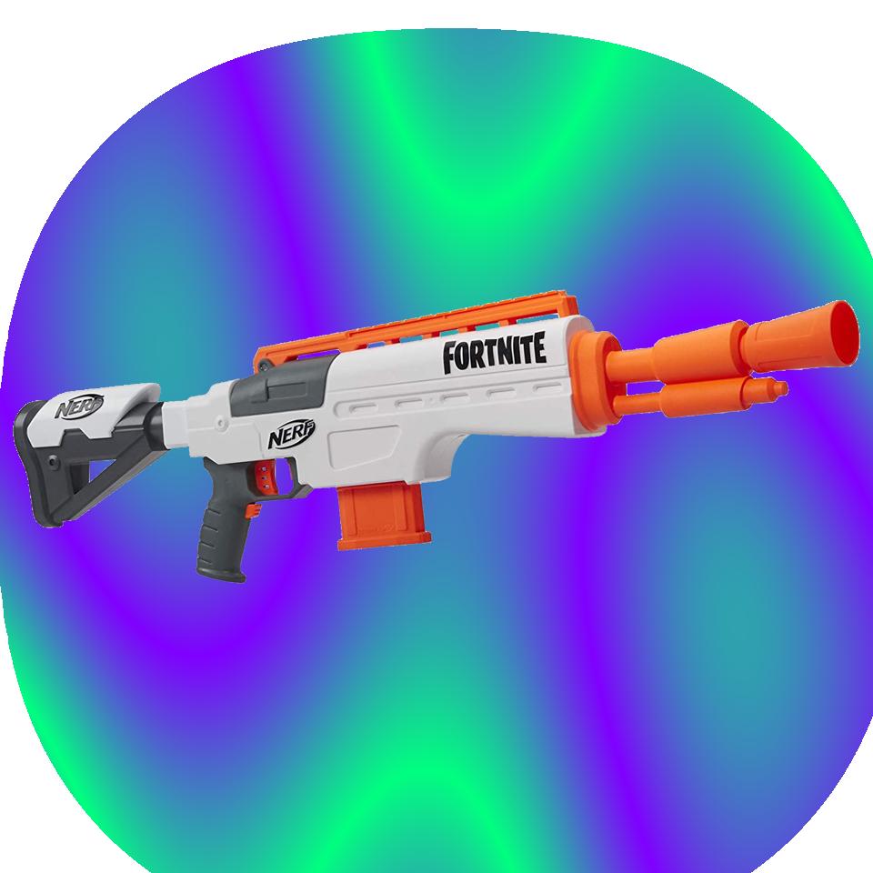 Nerf Lanzador motorizado Fortnite IR