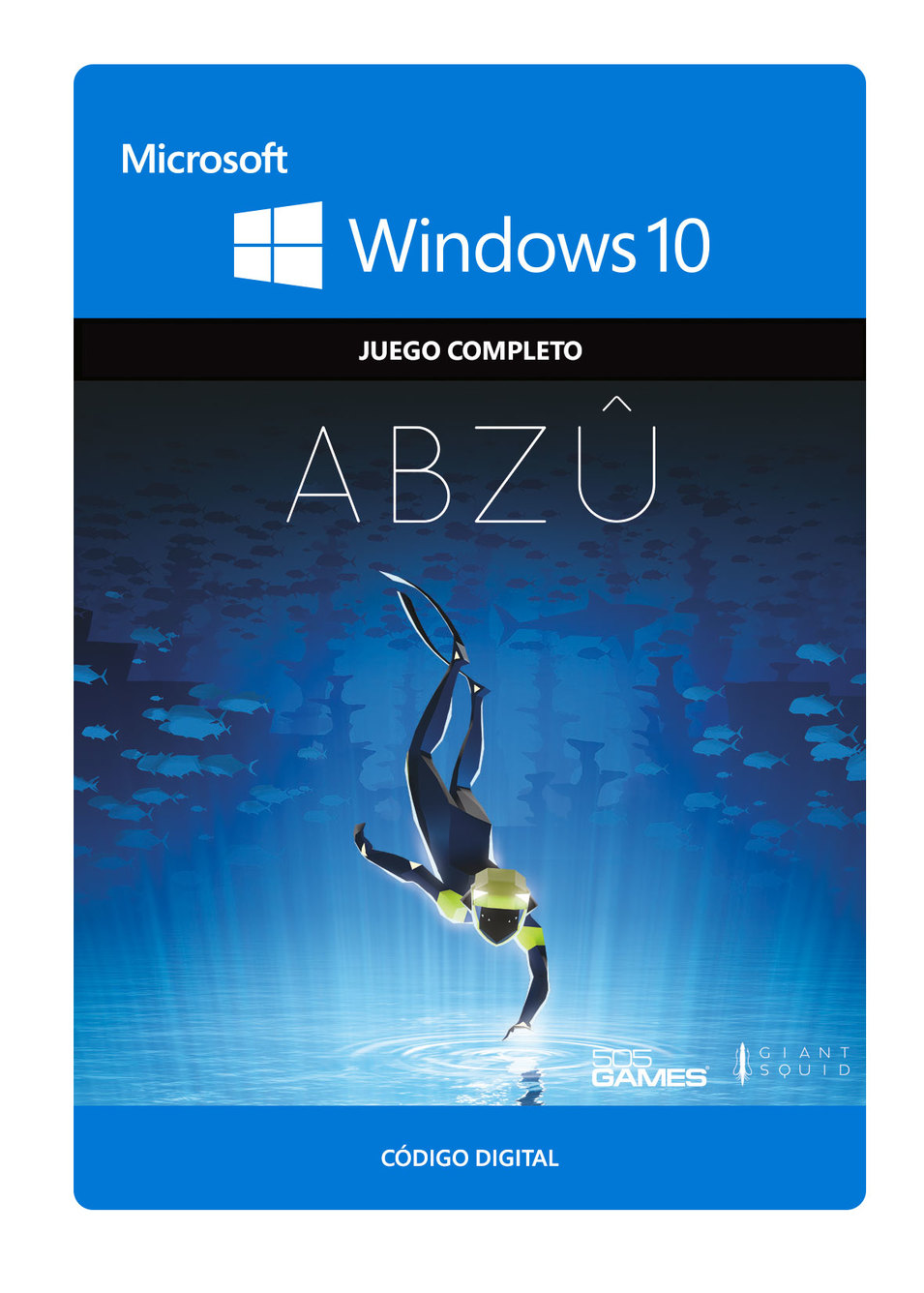 Abzu para Windows 10 PC