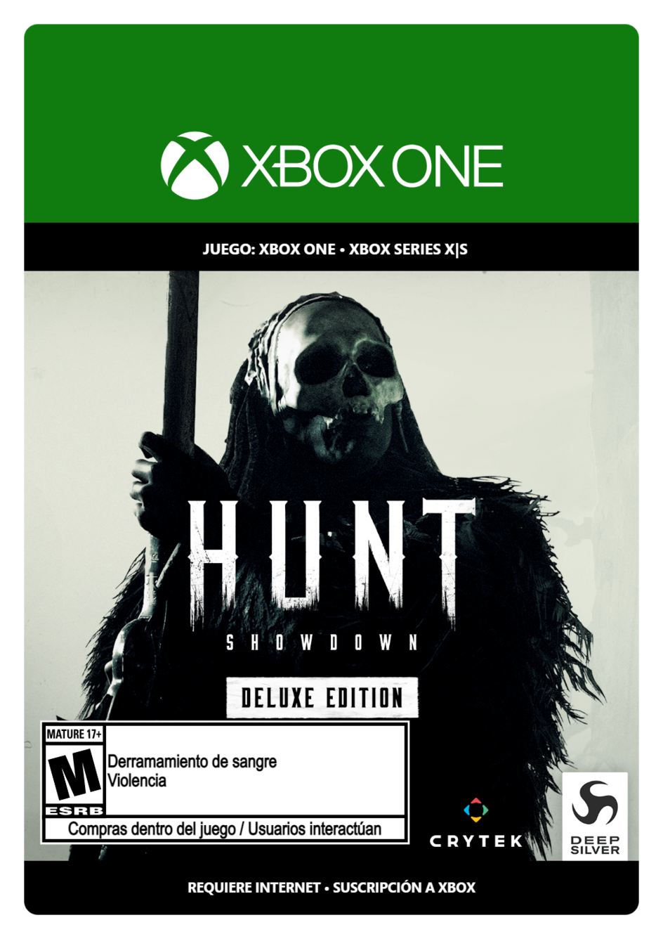 Hunt: Showdown Deluxe Edition