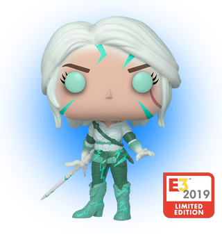 Funko Pop! The Witcher Siri E3 2019 Exclusive