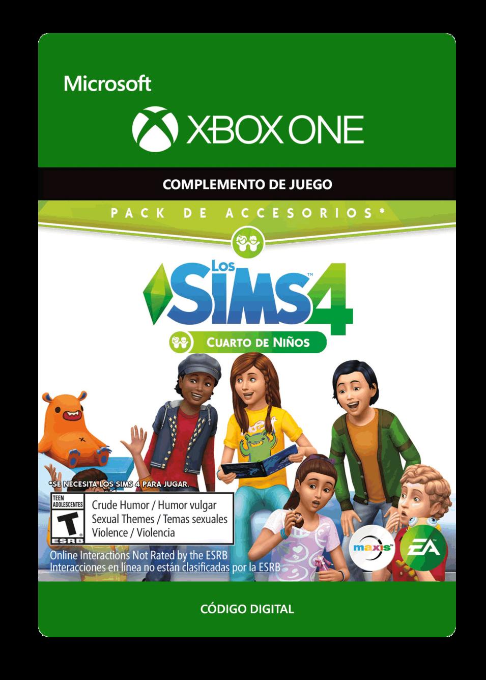 The Sims 4 Cuarto de Niños Pack de Accesorios