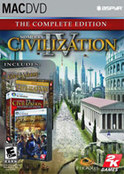Sid Meier s Civilization® IV - The Complete Edition (Mac)