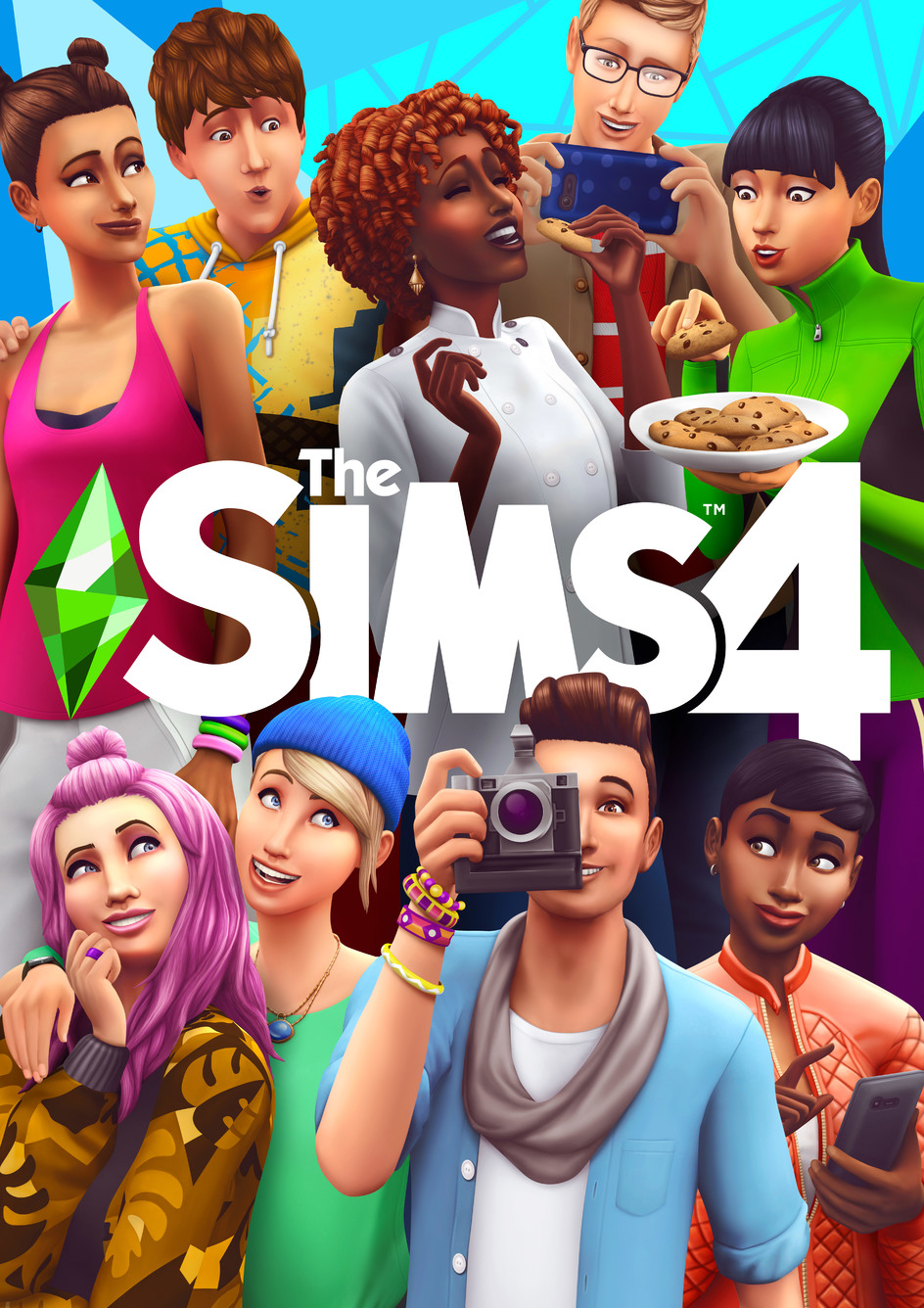 The Sims 4(ANZ+Europe+NA) - Origin