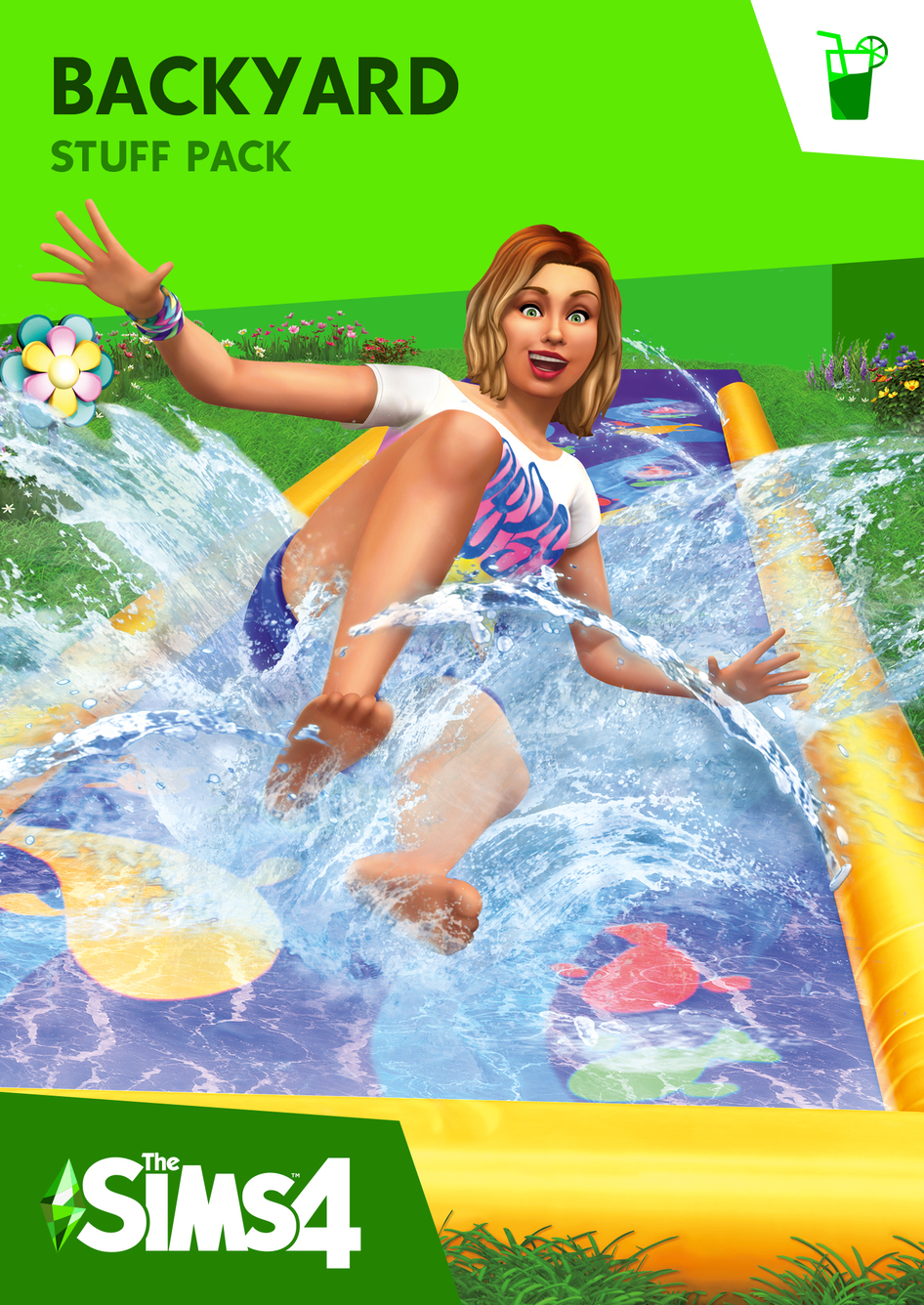 The Sims 4 Backyard Stuff - Origin