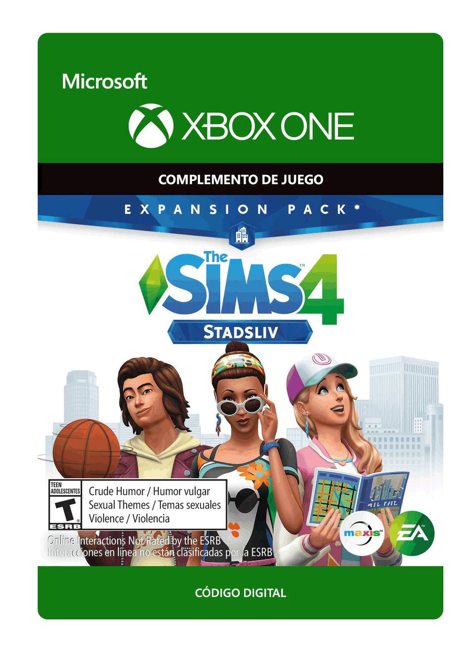 The Sims 4 Urbanitas (Pack de Contenido)