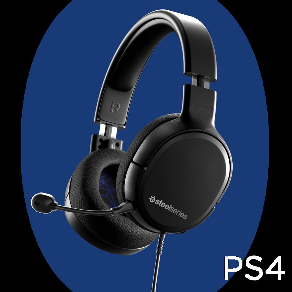 Audífonos Arctis 1 PS4