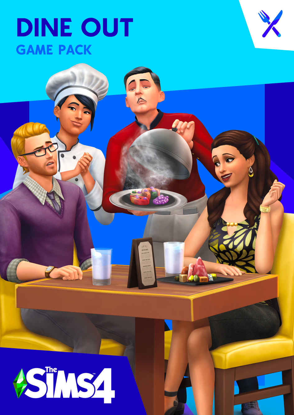 THE SIMS 4 DINE OUT - Origin
