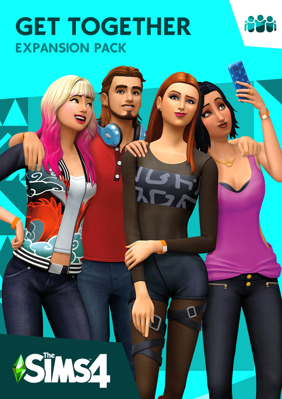 The Sims 4 Get Together - Origin