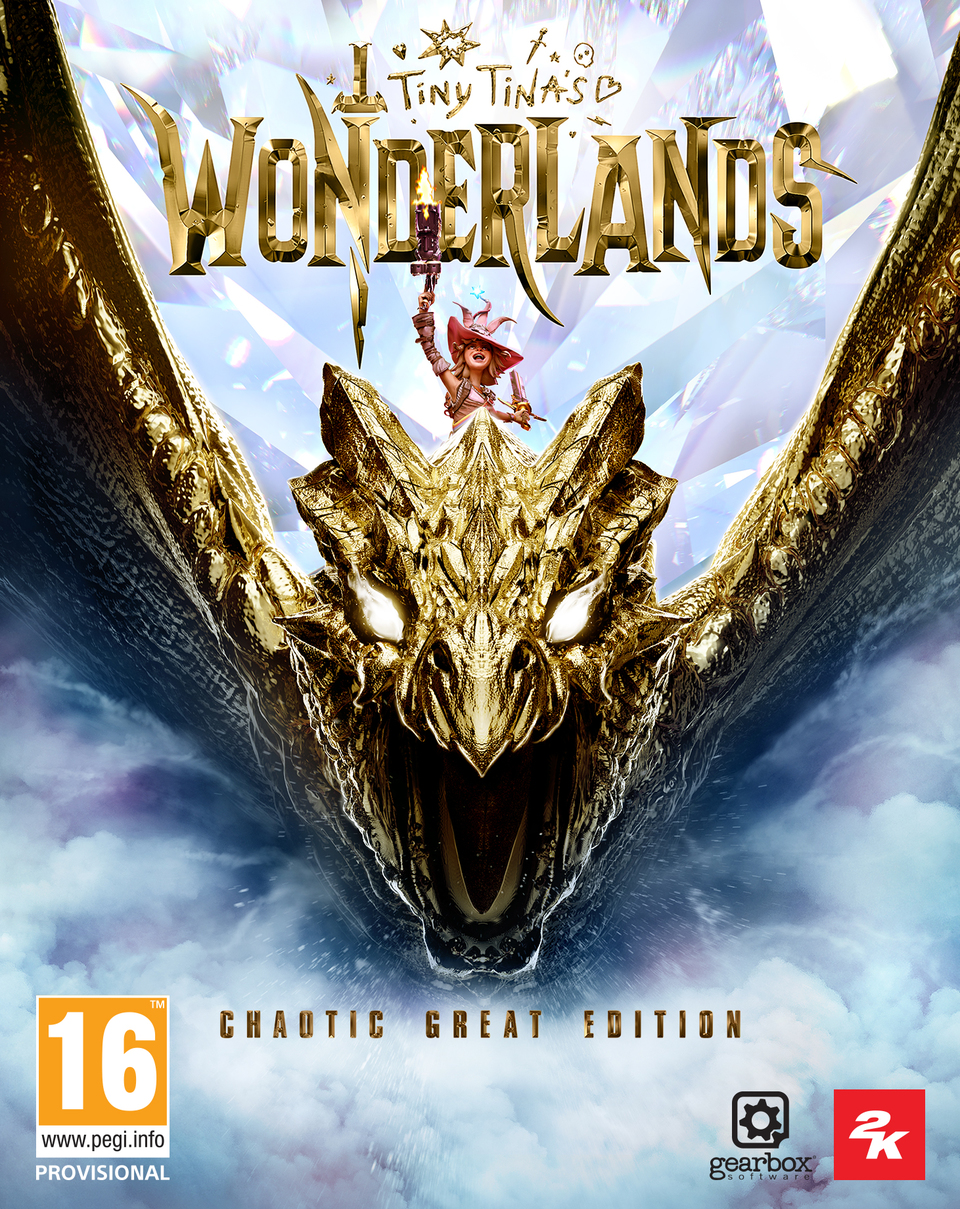 Tiny Tina s Wonderlands: Chaotic Great Edition(LATAM) - Epic games
