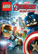 LEGO® Marvel s Avengers Deluxe Edition