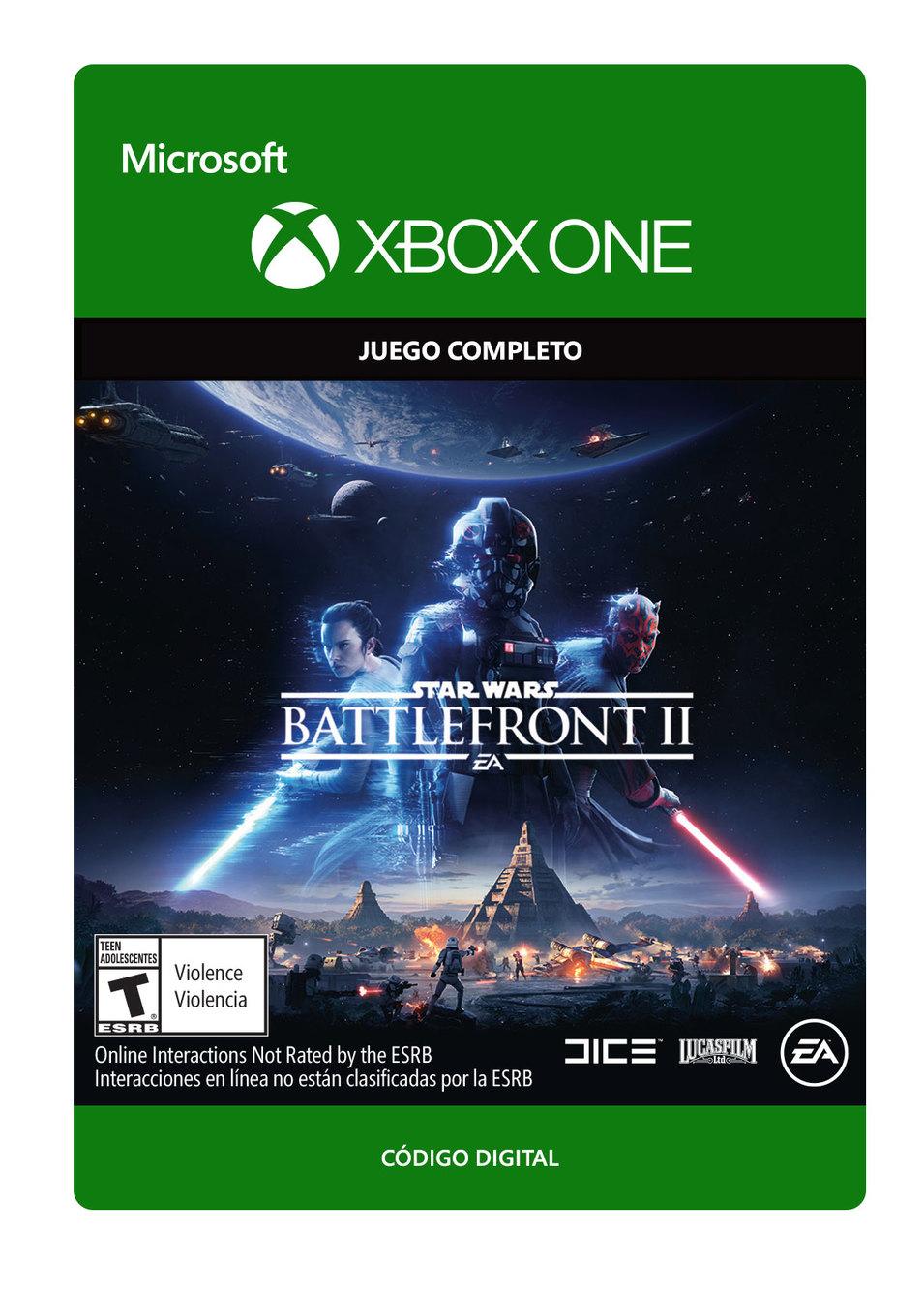 Star Wars Battlefront II Edición Estándar