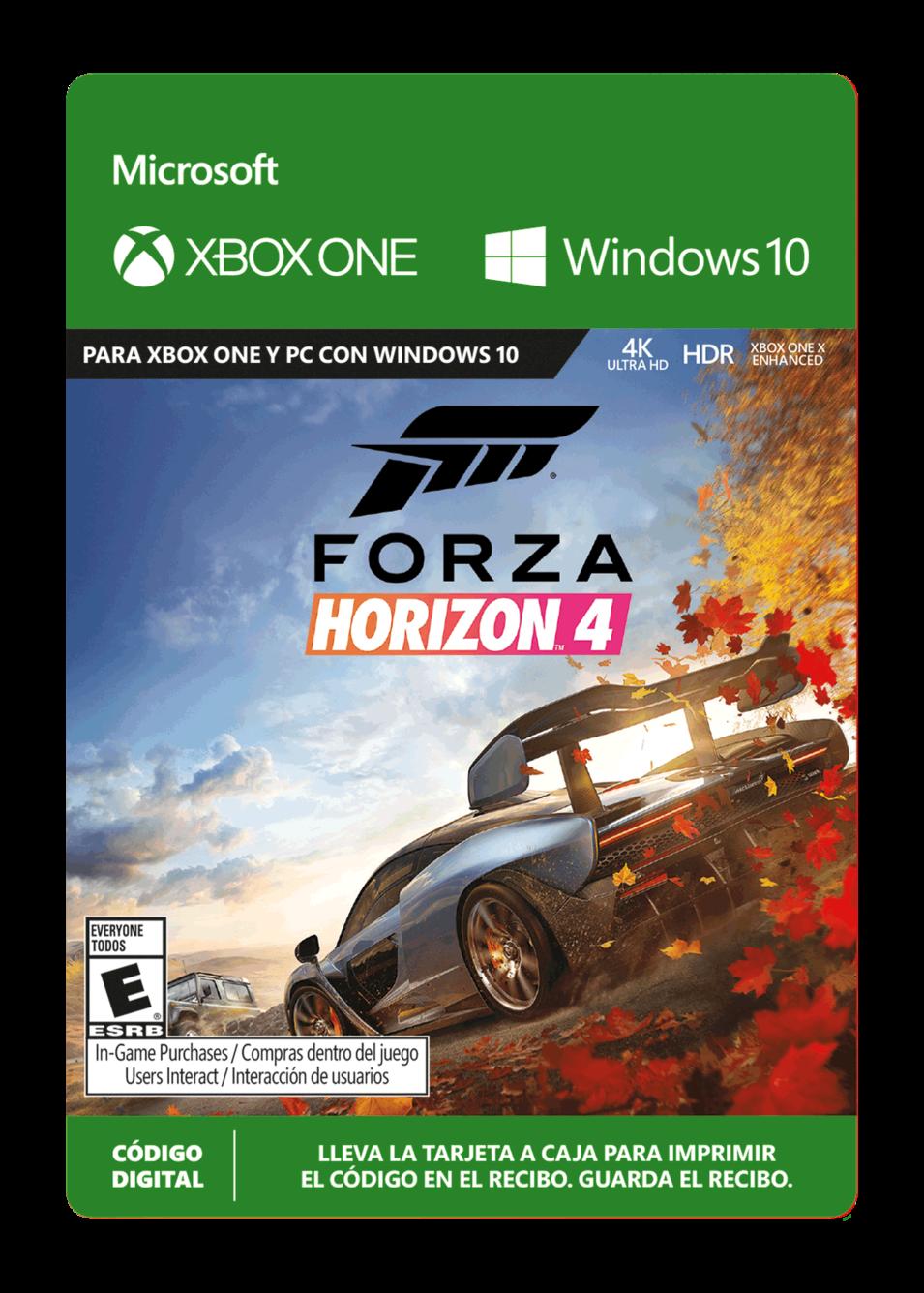 Forza Horizon 4 Edición Estándar