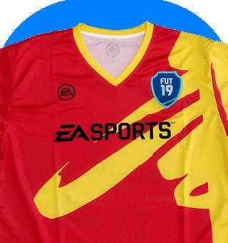 Playera EA Sports FIFA FUT 19