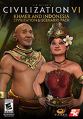 Sid Meier s Civilization® VI - Khmer and Indonesia Civilization & Scenario Pack