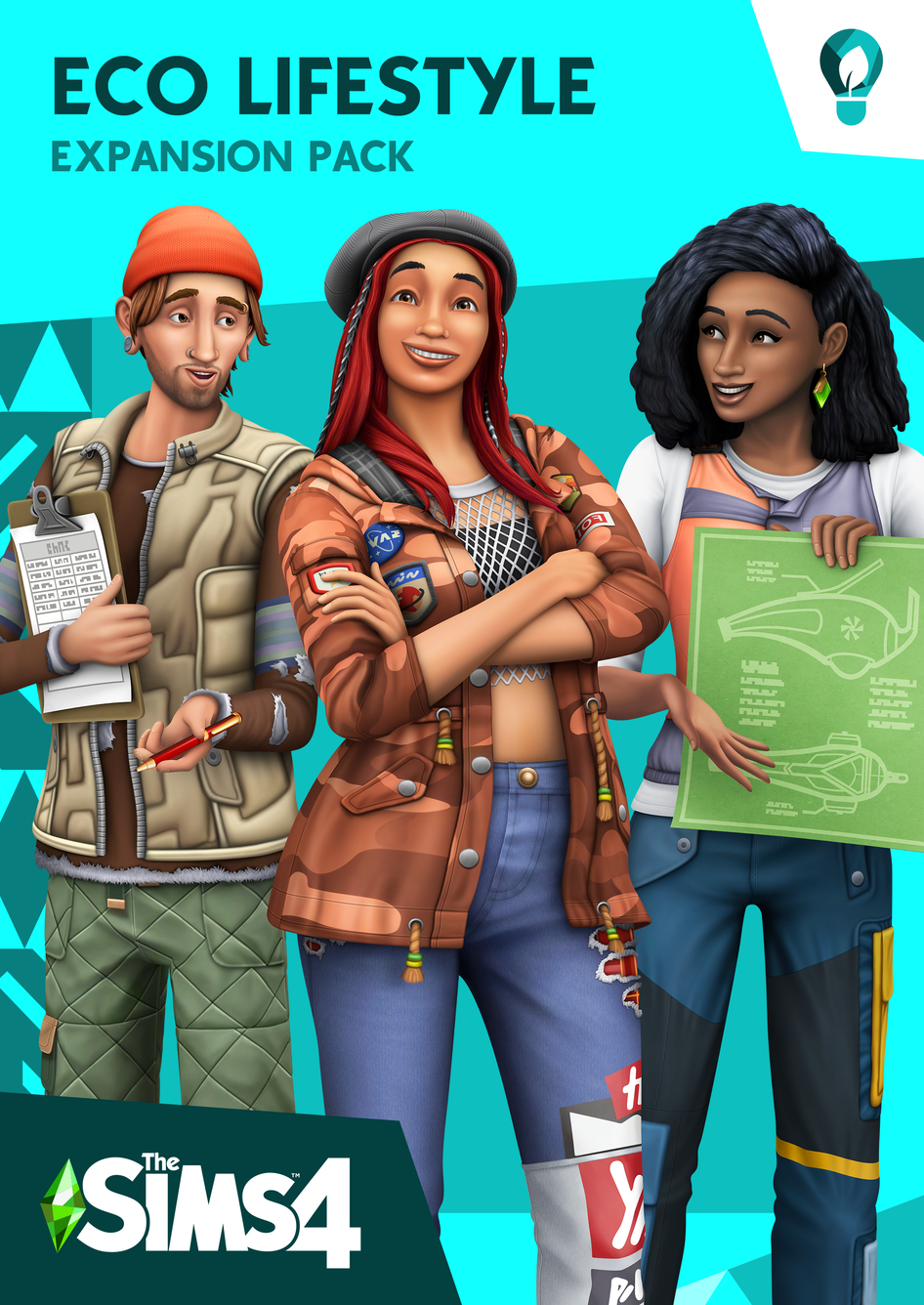 The Sims 4 Eco Lifestyle Expansion Pack - Origin