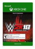WWE 2K18: Pase de Temporada