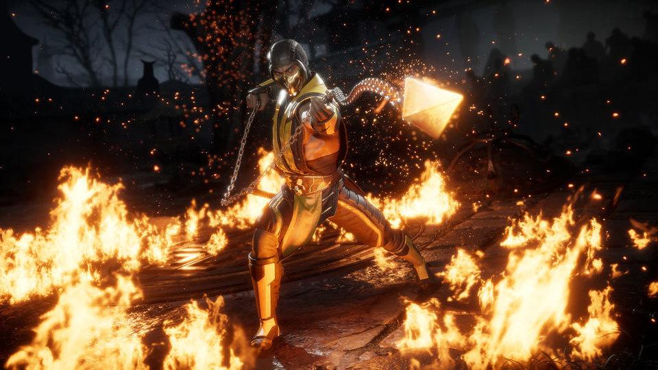 Mortal Kombat 11 - Standard Edition Para PC