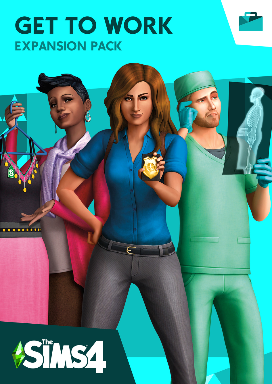 The Sims 4 Get To Work - Origin