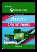 FIFA 19 Ultimate Team Points Pack De 2200