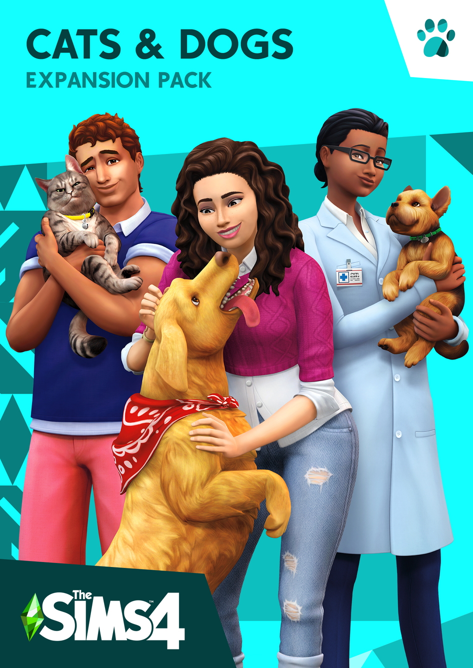 The Sims 4 Cats & Dogs - Origin
