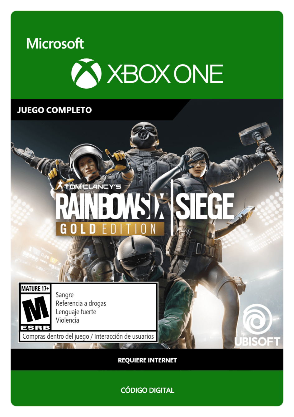 Tom Clancy s Rainbow Six Siege: Year 5 Gold Edition