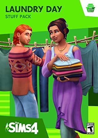 The Sims 4 Laundry Day Stuff - Origin