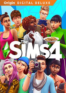 The Sims 4 Digital Deluxe - Origin