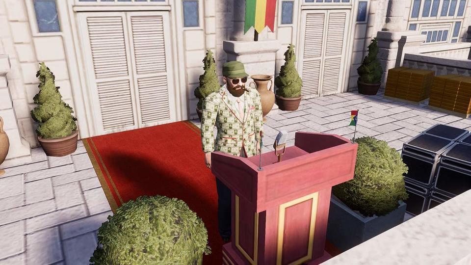 Tropico 6: Llama of Wall Street (DLC)