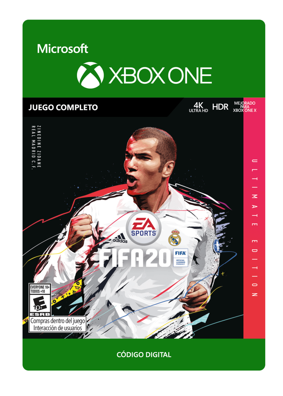 FIFA 20 - Ultimate Edition