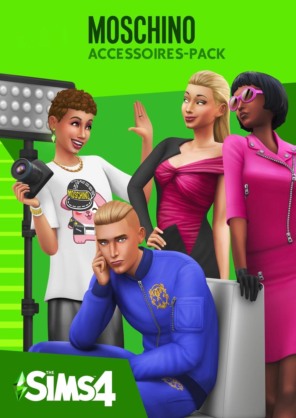The Sims 4: Moschino Stuff Pack - Origin