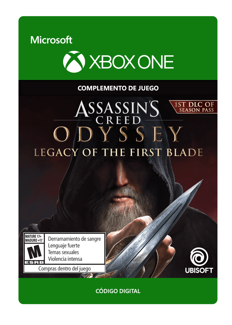 Assassins Creed Odyssey: Legacy Of The First Blade  DLC