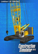 Construction Simulator 2015 Liebherr LR1300 (DLC4)