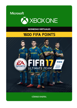 Fifa 17 Points Pack De 1600
