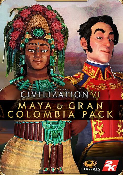 Sid Meier s Civilization® VI: Maya & Gran Colombia Pack (Mac - Linux)