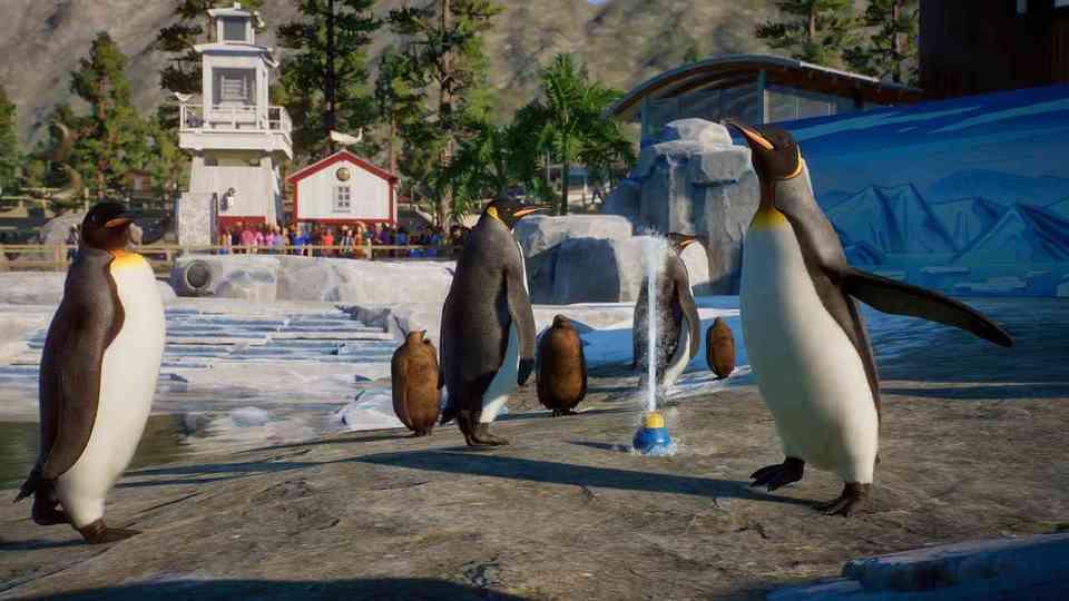 Planet Zoo Aquatic Pack (DLC)