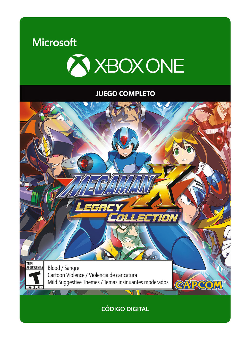 Mega Man X Legacy Collection 1