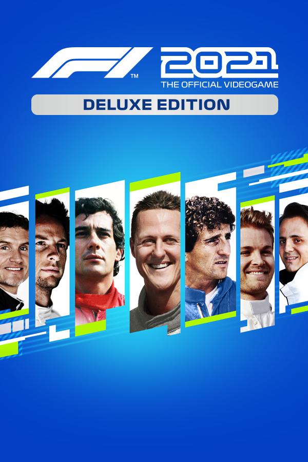 F1 2021 Deluxe Edition - Steam
