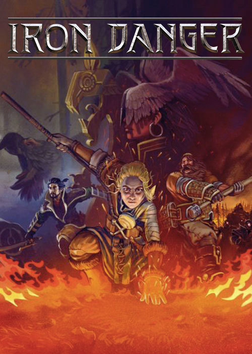 Iron Danger - Supporter Pack (DLC)