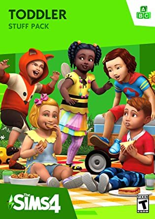 The Sims 4 Toddler Stuff - Origin
