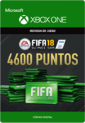 Fifa 18 Points Pack De 4600