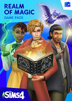 The Sims 4 Realm of Magic - Origin
