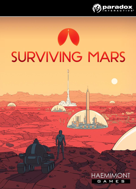 Surviving: Mars - Steam