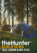 theHunter(TM) Call of the Wild - Tents & Ground Blinds (DLC)