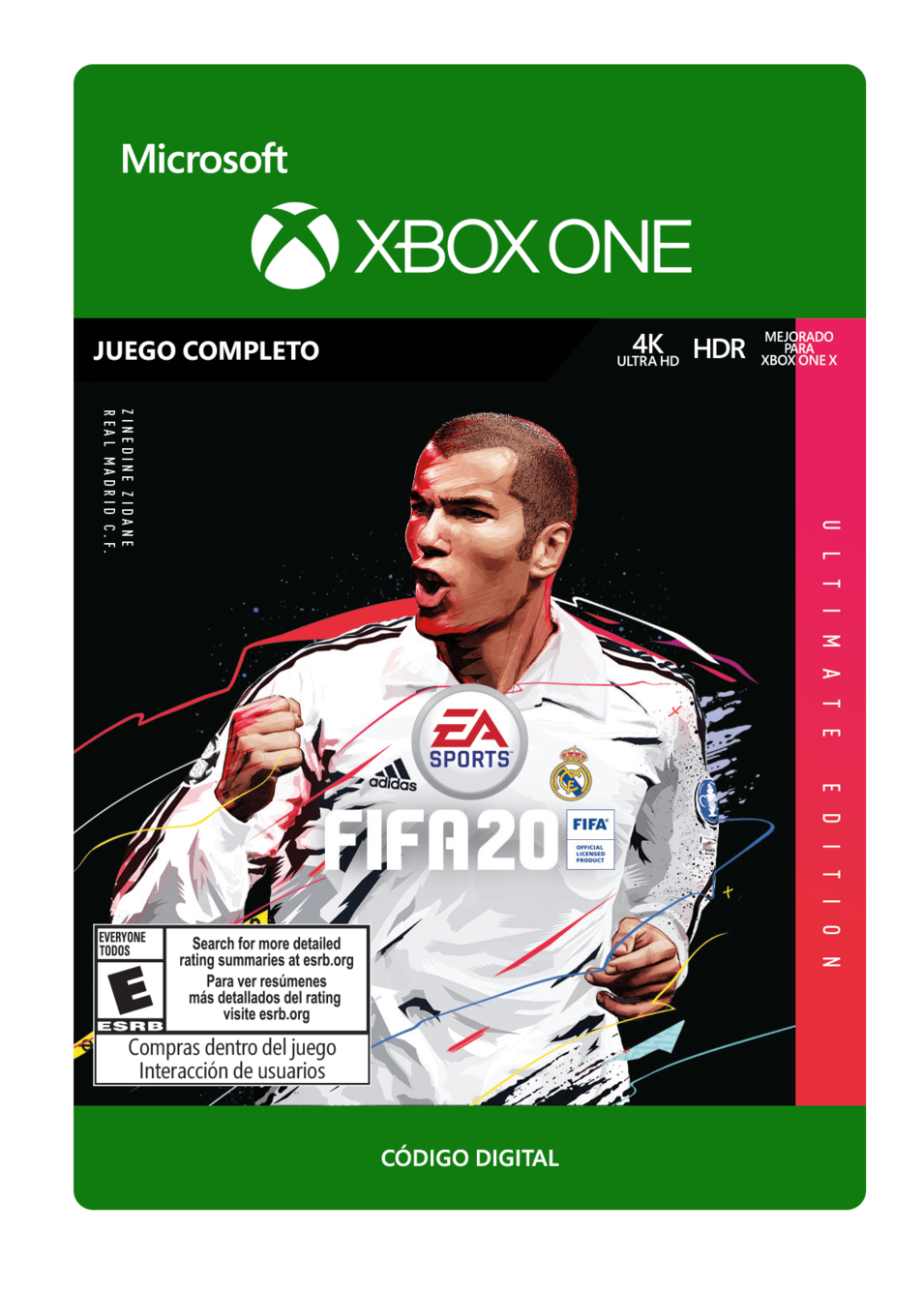 FIFA 20: Ultimate Edition