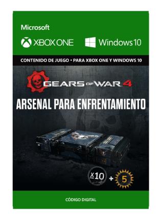Gears Of War 4: Arsenal Versus Booster