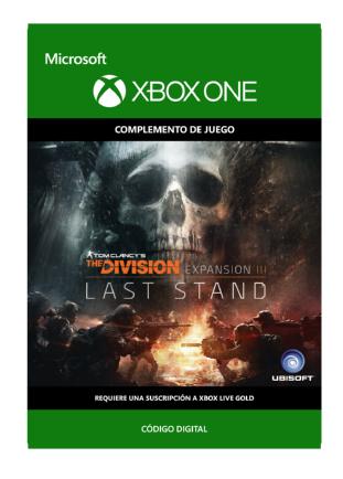 Tom Clancy s The Division(tm) Hasta El Fin