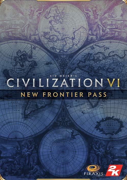 Sid Meier s Civilization® VI: New Frontier Pass (Mac - Linux)