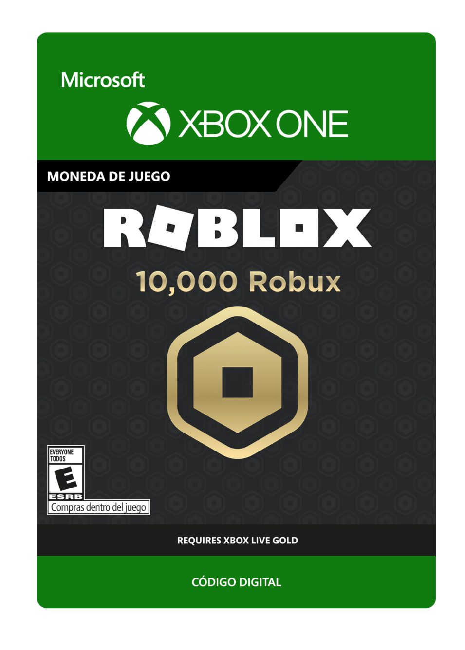 ROBLOX - 10000 Robux