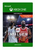 NBA LIVE 18: Edición El número uno