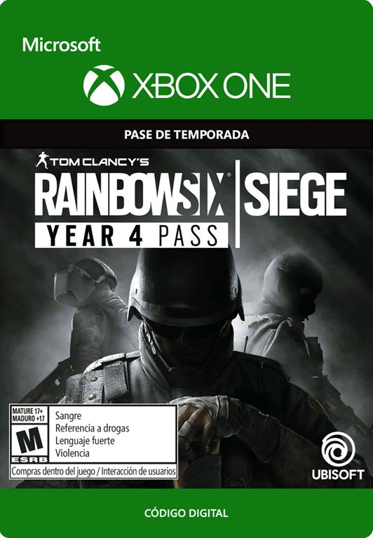 Tom Clancy s Rainbow Six Siege - Year 4 Pass
